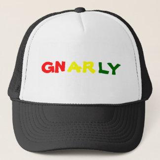 GNARLY TRUCKER HAT