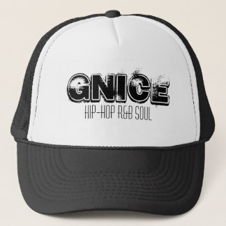 Gnice, Hip-Hop R&B Soul Trucker Hat