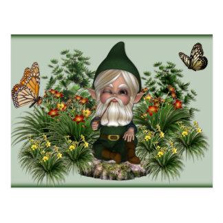 gnome1postcard postcard