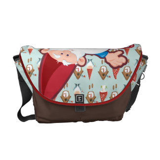Gnome-body: Rickshaw Medium Zero Messenger Bag