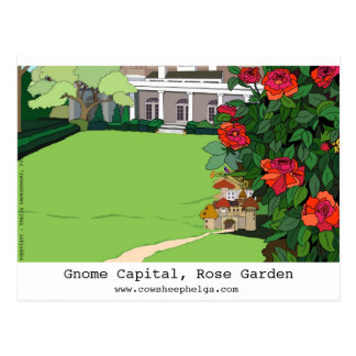 Gnome Capital Postcard