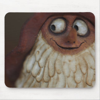 Gnome Funny Mouse Pad