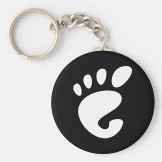 Gnome - Linux - OSS FSF  Key Chain
