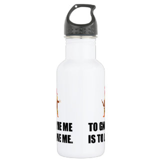 Gnome Me Is To Love Me 532 Ml Water Bottle