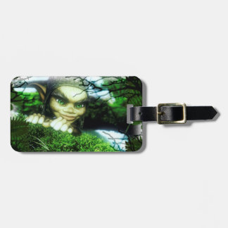 Gnome Sweet Gnome Luggage Tag