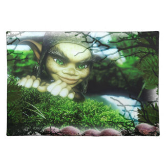 Gnome Sweet Gnome Placemat