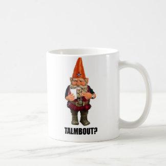 Gnome Talmbout? (Throwback version) Coffee Mug