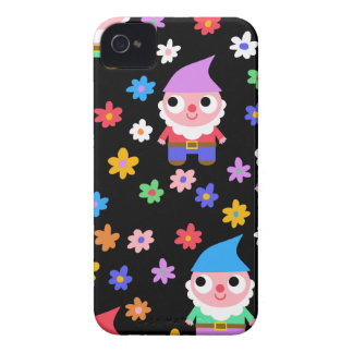 gnomes Case-Mate iPhone 4 cases