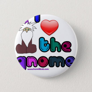 Gnomies 2 Inch Round Button