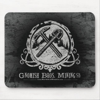 Gnomish - Mousepad