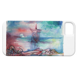 GNOMON AND LADY OF THE LAKE iPhone 5 CASE