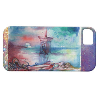 GNOMON AND LADY OF THE LAKE iPhone 5 COVER