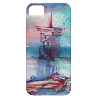 GNOMON AND LADY OF THE LAKE iPhone 5 COVERS