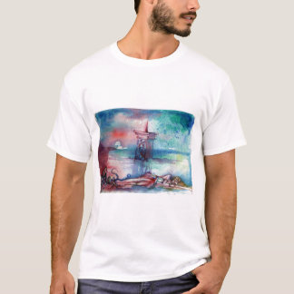 GNOMON AND LADY OF THE LAKE T-Shirt