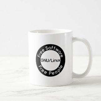GNU/Linux Coffee Mug
