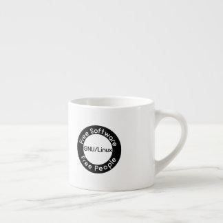 GNU/Linux Espresso Cup