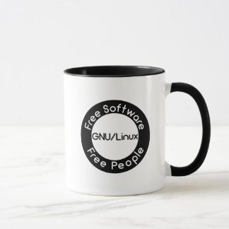GNU/Linux Mug