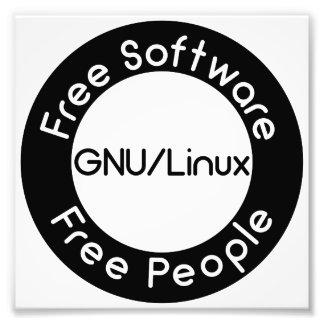 GNU/Linux Photo Print