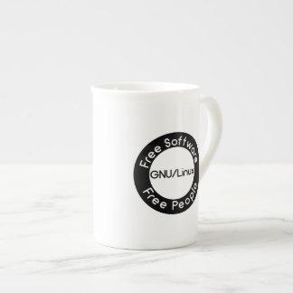 GNU/Linux Tea Cup