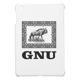 Gnu power art case for the iPad mini