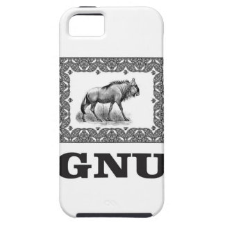 Gnu power art case for the iPhone 5