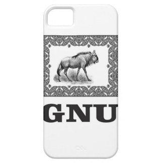 Gnu power art iPhone 5 cover
