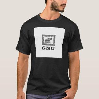 Gnu power art T-Shirt