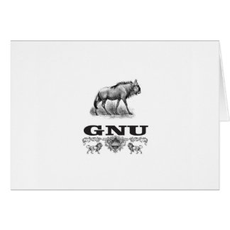 gnu power card