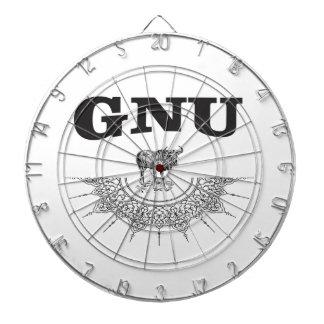 gnu wing dartboard