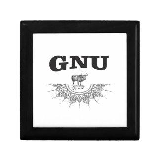 gnu wing gift box