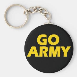 Go Army - keychain