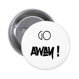 Go Away - button