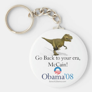 Go Back to your era, McCain! Keychain