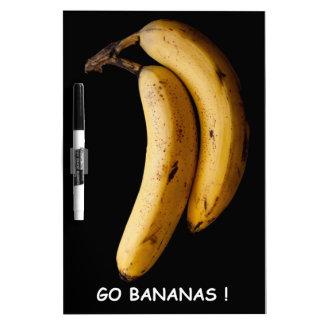 go bananas dry erase board