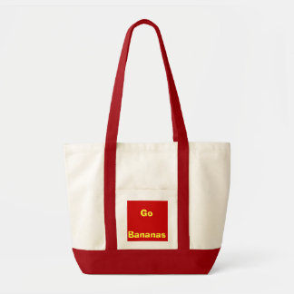Go          Bananas Impulse Tote Bag