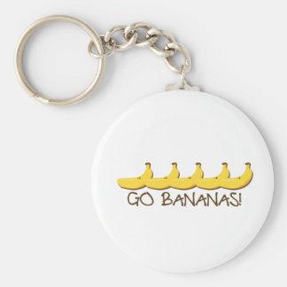 Go Bananas! Keychain