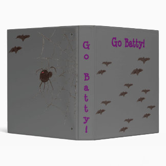 Go Batty! Binder