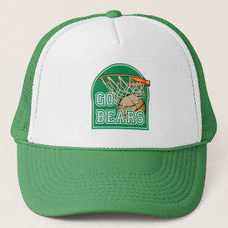 GO BEARS CAP