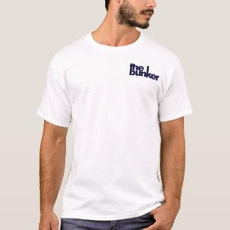 go/bunker white t T-Shirt