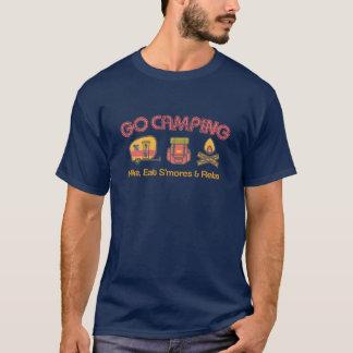 Go Camping Men's Basic Dark T-Shirt