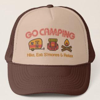 Go Camping Trucker Hat