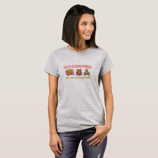 Go Camping Women's Basic T-Shirt