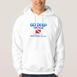 GO DEEP Dive Team Sweatshirt