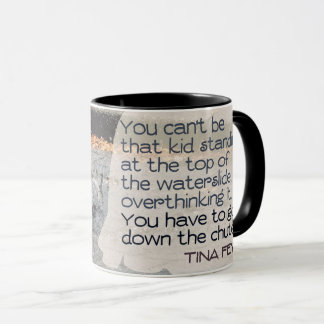Go Down The Chute Mug