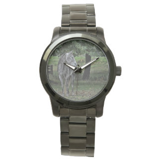 Go Equine Horse Custom Watch