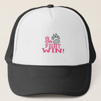 Go Fight Win Trucker Hat