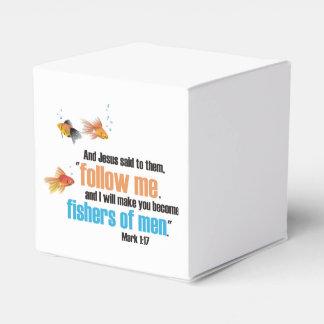 Go Fish Favor Boxes