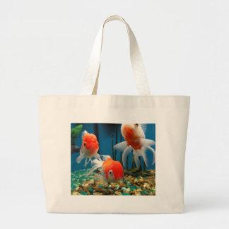 Go Fish Large Tote Bag