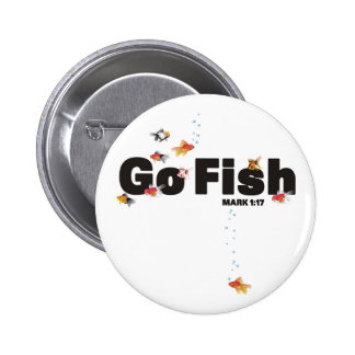 Go Fish Pins
