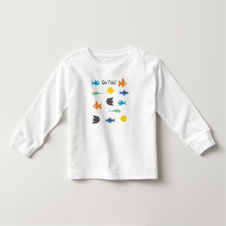Go Fish_Some Things Fishy_Go Fish! Toddler T-shirt